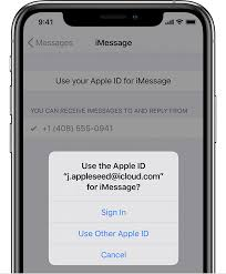 Apple Phone Number Add Or Remove Your Phone Number In Messages Or Facetime