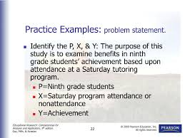Research Problem Statement Examples Ppt Chapter 2 Selecting And Defining A Research Topic