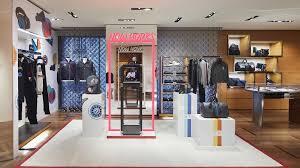 Louis Vuitton Maison Champs élysées Store In Paris France Louis