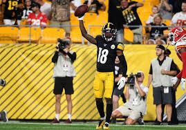 It Looks Like The Steelers Finally Have Clarity At Wide
