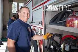 Meet Sacramento Firefighter Engineer Robert Wenzler Sacramento Press