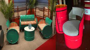 drum furniture. Drum Furniture Design Ideas Creative Uses Of Old Drums C