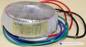 gobo stereo audio amplifier kit lm w class ab review antek an 0512 toroidal transformer