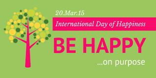 Image result for international day of happiness 2015