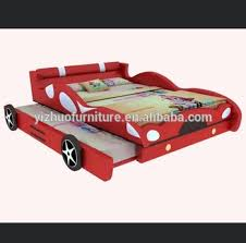 queen size car beds bluewood and leather made race car bed queen size with 3 years