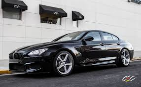 BMW 5 Series bmw m6 vs maserati granturismo : BMW M6 Gran Coupe