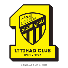 شعار نادي الاتحاد السعودي جده الرسمي بجودة عالية