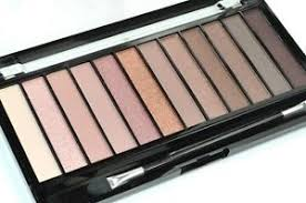 image is loading makeup revolution iconic 3 redemption eyeshadow palette pared