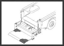 thieman tailgates hydraulic lift gate manufacturer 2088