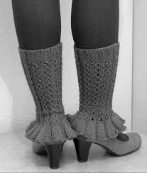 Leg Warmer Knitting Pattern Mesmerizing Legwarmer Knitting Patterns In The Loop Knitting