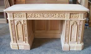 custom made office desks. Mahogany Office Desk Custom Made Solid Presidential Resolute Executive Large . Desks D