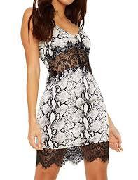 Relipop <b>Women's</b> Dresses <b>Spaghetti Strap Sleeveless</b> Snakeskin ...