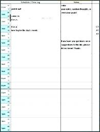 Daily Planner Word Template Excel Daily Planner Template