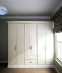 staggering bedroom built in cupboard designs and size closets for small