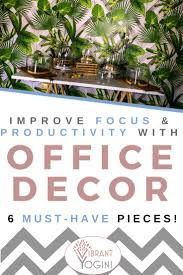 zen office decor. 6 Ways To Add Zen Your Office Improve Productivity [FREE 10% Discount Code | Productivity, And Spaces Decor T