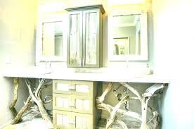 beach style bathroom beach style bathroom vanities l size of vanity themed lights mirrors decor beach