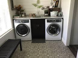 laundry room sheet vinyl mannington filigree color iron