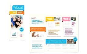 Printable Brochure Template Chanceinc Co