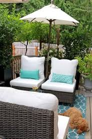 patio furniture small deck. My Small Backyard Deck Makeover {Before \u0026 After Patio Furniture S