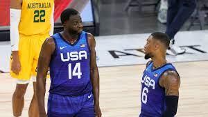 Team USA Olympic Basketball Odds ...