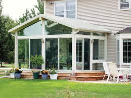 Best Futuristic Curved Glass Sunrooms 22574