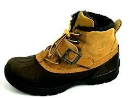 Details About Timberland 9173 Mallard Wheat Nubuck Brown Boys Boots Size Us 3 Eu 35 Uk 2 5