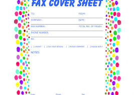 14 Inspirational Sample Fax Cover Pages Daphnemaia.com ...