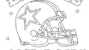 Nfl Dallas Cowboys Coloring Pages Bltidm