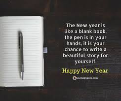 Beautiful Quotes For New Year