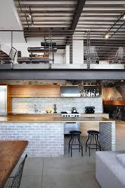 industrial loft lighting. Industrial Loft In Seattle Functionally Blending Materials And Lighting N