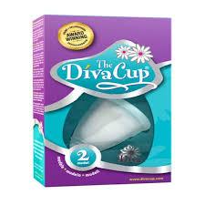 Отзывы Diva International, <b>Diva Cup</b>, <b>Модель 2</b>, 1 менструальная ...