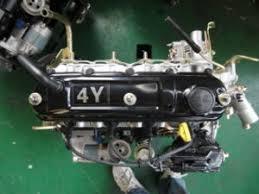 China Toyota 4y Engine for Forklift - China Gasoline Engine, Vehicle ...