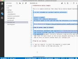 Vscode Extension Samples Statusbar Sample At Master