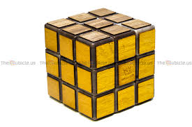 oskar s wooden treasure chest is a unique 3x3x3 rubik s cube that is hollow on the inside which allows some small gifts to be held inside