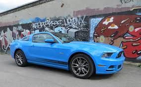 ford mustang 2014 blue. Exellent Ford 2014 Ford Mustang GT With Blue R