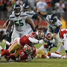 Seahawks Current Depth Chart Seahawks 49ers Was A Beautiful Mess That Taught Us Nothing
