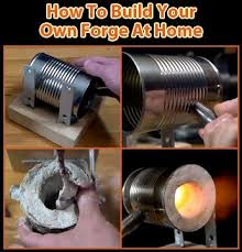 forging metal. its cool to forge you own knives/tools from scratch? want impress your lady that not only know how metal; forging metal