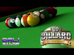 3d pool billiards and snooker 8 ball