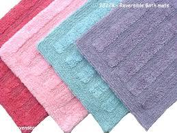 reversible bathroom rugs reversible bath mat wamsutta reversible contour bath rug reversible bathroom rugs