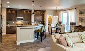 Experience The Grand Design And Elegance In Fall Creeks New Model - Model homes interior design