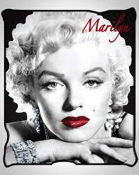 Marilyn Monroe Throw Blanket