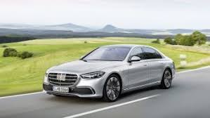 #6 in luxury small sedans. 2021 Mercedes Benz S Class Revealed What S New Tech Engines