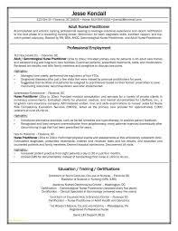Free Nursing Resume Templates And Nursing Resume Examples With