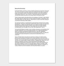 Bakery Business Plan Template 15 Samples Word Doc Pdf