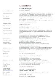 Resume Templates For It Professionals Custom Management Resume Template Hedge Fund For Professionals With Deal