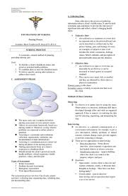 must see nursing process pins nursing assessment nursing nursing process handouts