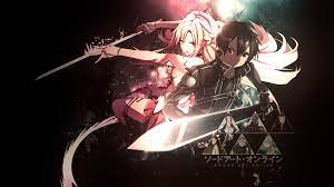 49+] Epic Sword Art Online Wallpapers ...