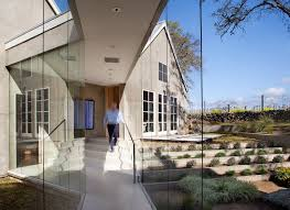 exterior glass walls residential