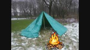 Diy Tent Diy Tent How To Make A Diy Teepee Hot Tent On The Cheap Youtube