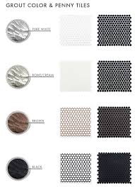 Tile Grout Color Chart Black Tile Grout Color Dualcoloncleanser Info